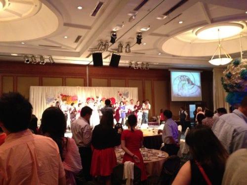 マレーシアで中華系の結婚式をやるとこうなった…!