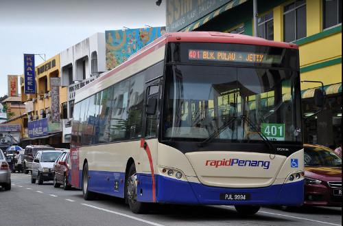 予想外!マレーシアの電車、衝撃のバス!